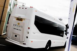 White Starline Party Bus Party Limo Bus / Barnet, UK   / Hourly £0.00