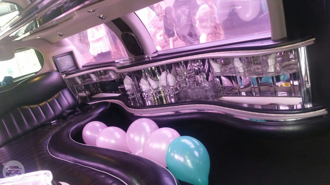 8 Seater Excalibur Limousine Limo  / Surrey Heath District, UK   / Hourly £0.00