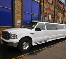 Ford Excursion  Limo / Islington, King's Lynn PE34 3BL   / Hourly £0.00