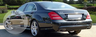 Mercedes S Class Sedan  / Longford, UK   / Hourly (Other services) £96.00  / Airport Transfer £192.00