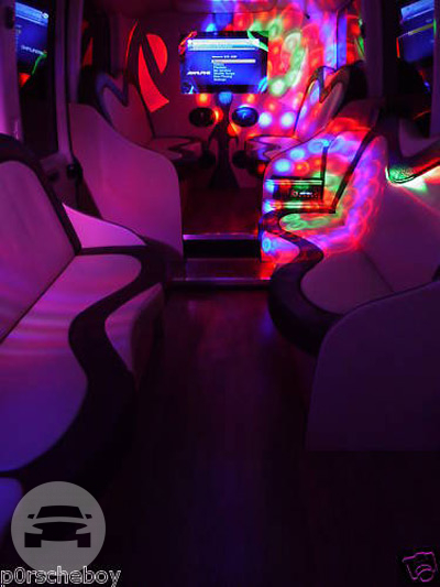 Ultimate Limo Party Bus Party Limo Bus  / Longford, UK   / Hourly £0.00