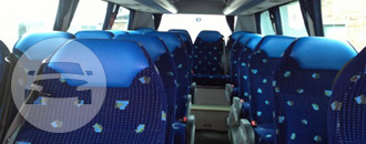 Mercedes minibus Coach Bus / Luton, UK   / Hourly £0.00