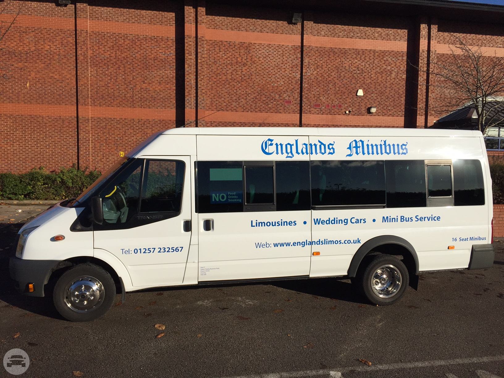 Minibus Coach Bus  / Blackburn, UK   / Hourly £0.00