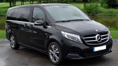 MERCEDES V CLASS SUV / London, UK   / Hourly £60.00  / Airport Transfer £150.00