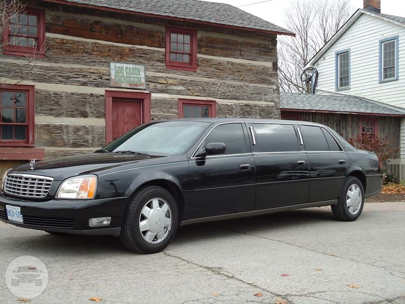 BLACK CADILLAC STRETCH LIMO Limo / Warwick, Warwickshire   / Hourly £0.00