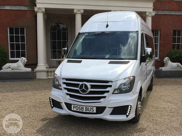 Mercedes Party Bus Party Limo Bus / Chelmsford, UK   / Hourly £0.00