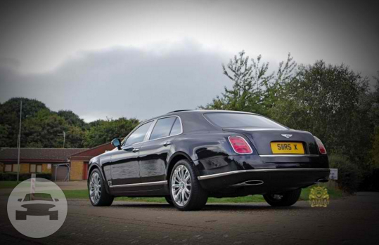 Bentley Mulsanne Sedan / Milton Keynes, UK   / Hourly £0.00