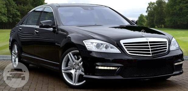 S-class Mercedes Sedan / Tilbury, UK   / Hourly £0.00