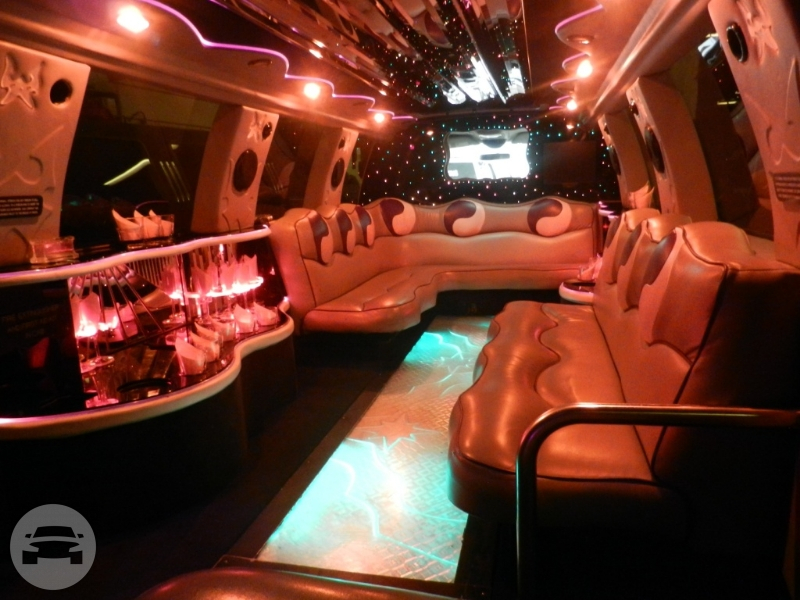 EXCURSION (LONG WHITE) Limo  / Harwich, UK   / Hourly £0.00